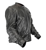 Street & Steel Big Bore Leather Jacket