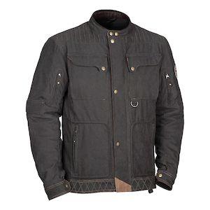 Street & Steel Scrambler Jacket