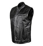Street & Steel Redwood Leather Vest