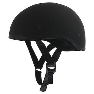 AFX FX-200 Slick Helmet Matte Black / LG [Open Box]