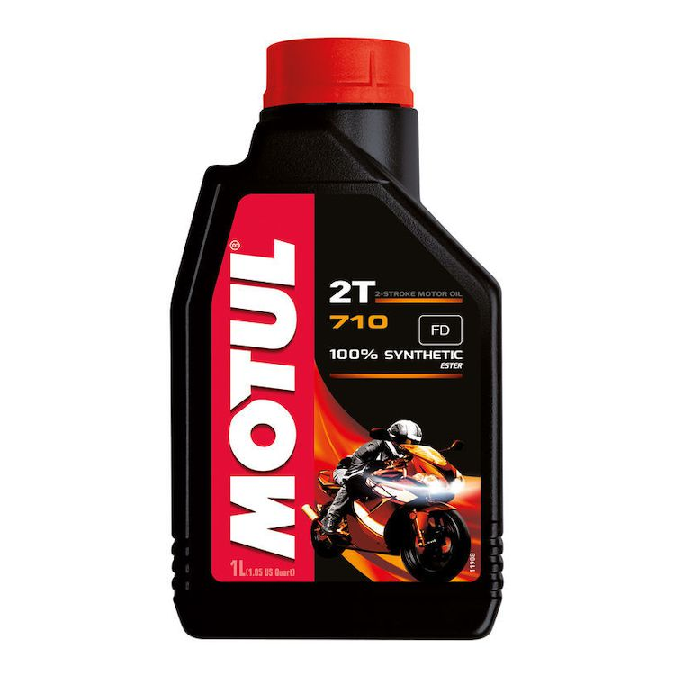 Motul 710 2T Two-Stroke Oil