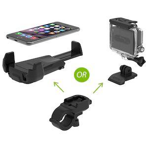 iOttie Active Edge Bar Smart Phone Mount with GoPro Adapter