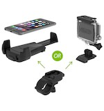 iOttie Active Edge Bar Smart Phone Mount with GoPro Adapter