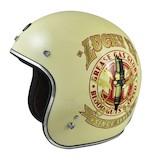 Torc T-50 Lucky 13 Spark Plug Helmet