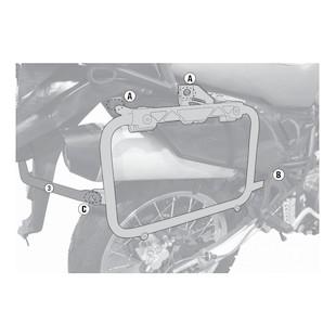 Givi PL4112CAM Side Case Racks Kawasaki KLR650 2008-2017