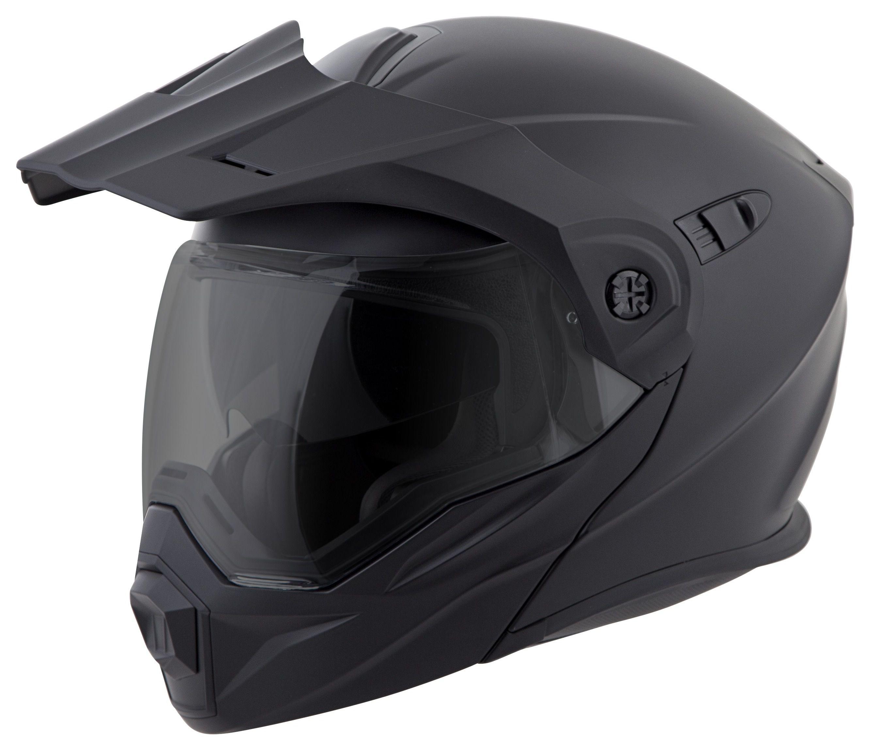 Scorpion Motorcycle Helmets >> Scorpion EXO-AT950 Helmet - RevZilla
