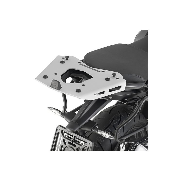 Givi SRA5117 Aluminum Top Case Rack BMW R1200R / R1200RS 2015-2018