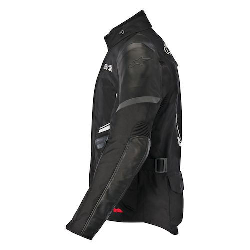 alpinestars valparaiso tech air jacket revzilla. Black Bedroom Furniture Sets. Home Design Ideas