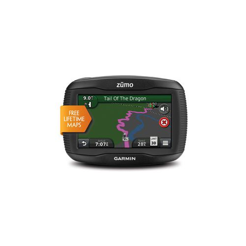 garmin zumo 350lm motorcycle gps revzilla. Black Bedroom Furniture Sets. Home Design Ideas