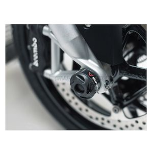SW-MOTECH Front Axle Sliders BMW F800R / R1200R / R1200RS / S1000XR