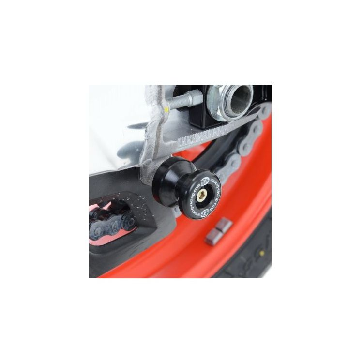 R&G Racing Swingarm Spool Sliders Aprilia 1998-2019