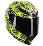 AGV Corsa Winter Test 2015 LE Helmet Yellow / LG [Open Box]