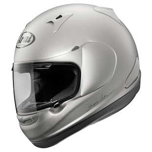 Arai RX-Q Helmet Frost Silver / LG [Blemished - Very Good]