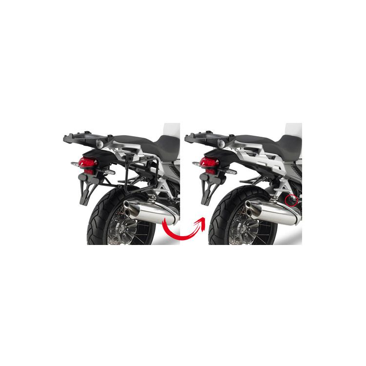 Givi PLR1110 Rapid Release Side Case Racks Honda VFR1200X 2016-2017