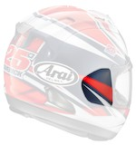 Arai Corsair X Vinales VAS-V Side Pods