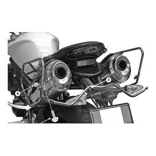Givi TE705 Easylock Saddlebag Supports Triumph Street Triple 675 2007-2012
