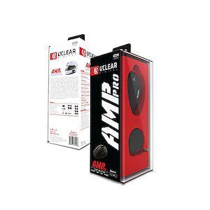 UCLEAR AMP Pro Bluetooth Communicator - Single Pack