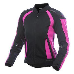Fly Racing Street Coolpro Women's Jacket
