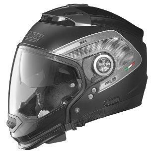 Nolan N44 Tech Helmet Flat Black/Anthracite / 2XL [Blemished - Very Good]