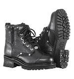 River Road Double Zipper Field Women's Boots W7.5 [Open Box]