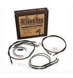 Burly T-Bar Cable Installation Kit For Harley Sportster 2014-2016