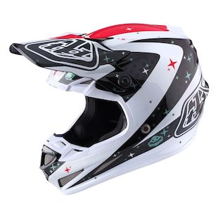 Troy Lee SE4 Twilight Carbon Helmet