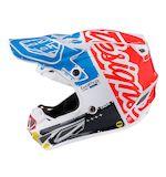 Troy Lee SE4 Factory Carbon Helmet
