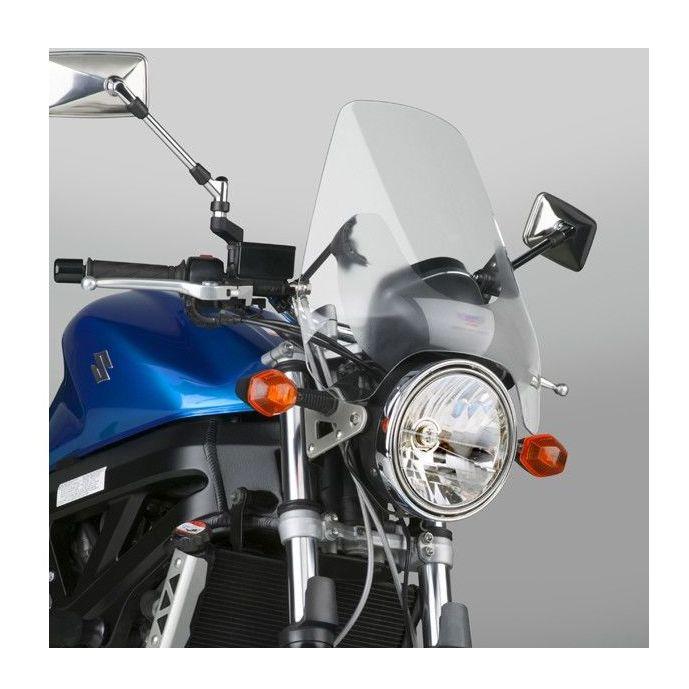 National Cycle Deflector Screen Windshield - QuickSet