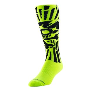 Troy Lee Youth GP Skully Socks