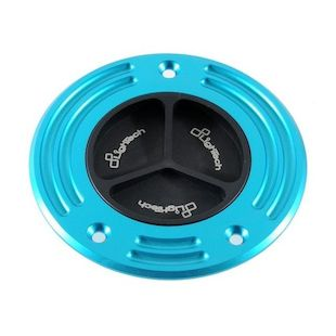 LighTech Gas Cap BMW S1000RR / S1000R Blue [Open Box]