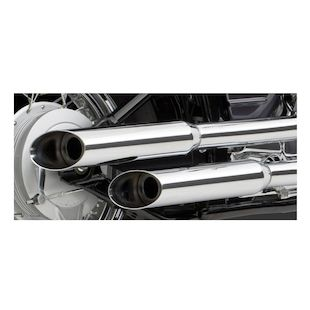 Vance & Hines Cruzers Exhaust Yamaha V-Star 650 2004-2005 49 State Version / Chrome [Previously Installed]