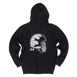 Biltwell Bonanza Pullover Hoodie Sweatshirt