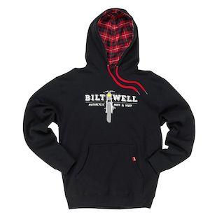Biltwell Parts Pullover Hoodie Sweatshirt