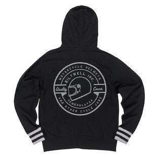 Biltwell Icon Zip Hoodie Sweatshirt