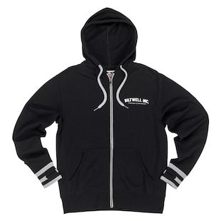 Biltwell Basic Zip Hoodie Sweatshirt