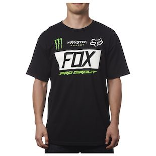 Fox Racing Monster Paddock T-Shirt