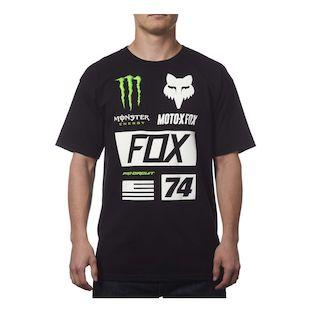Fox Racing Monster Union T-Shirt
