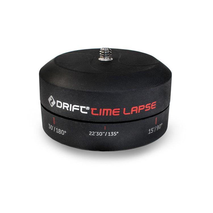 Drift Time Lapse