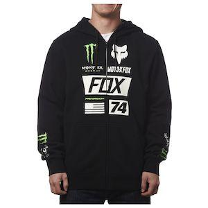 Fox Racing Monster Union Zip-Up Hoody