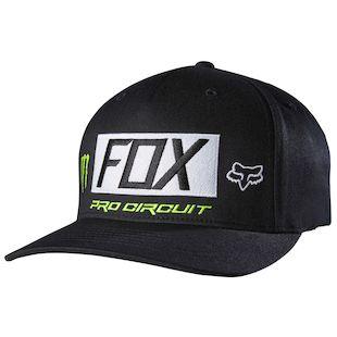 Fox Racing Monster Paddock Flexfit Hat