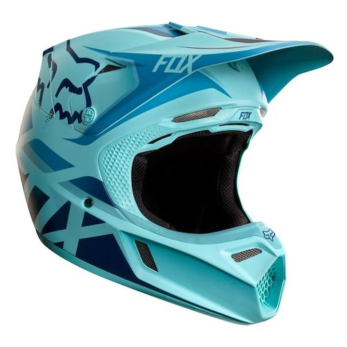 fox racing v3 seca le helmet revzilla. Black Bedroom Furniture Sets. Home Design Ideas