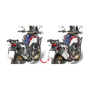 Givi PLR1144 Rapid Release Side Case Racks Honda Africa Twin 2016-2018