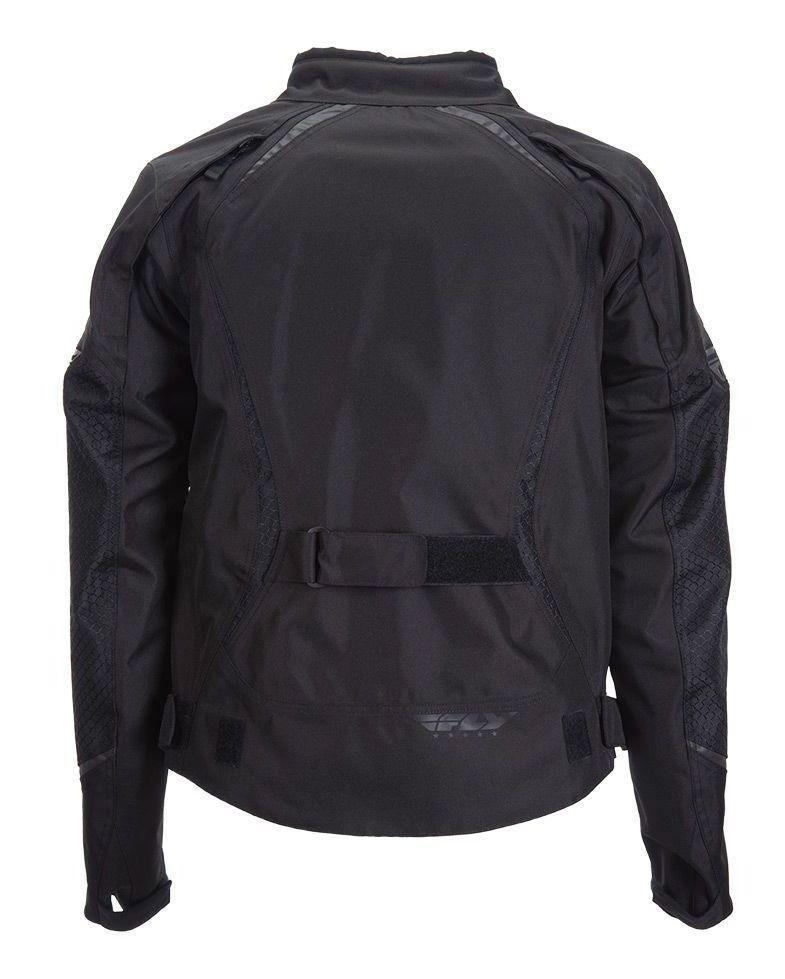 Fly Racing Women/'s Butane Jacket Md Black//Pink 477-7038~3