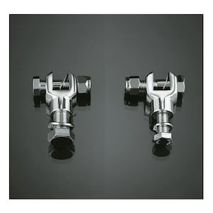 Kuryakyn Clevis Foot Peg Mounts For Harley