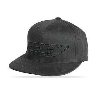 Fly Racing Corp Pin Stripe Hat