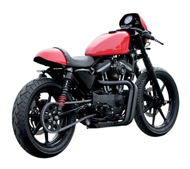 Harley Sportster Cafe