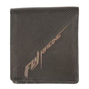 Fly Racing Dirt Leather Wallet