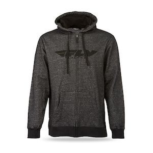 Fly Racing Zip-Up Corporate Hoody