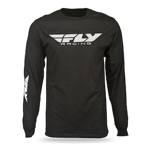 Fly Racing Dirt Corporate Long Sleeve T-Shirt