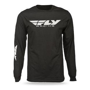 Fly Racing Corporate Long Sleeve T-Shirt